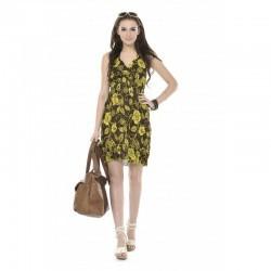 Vestido de verano estampado