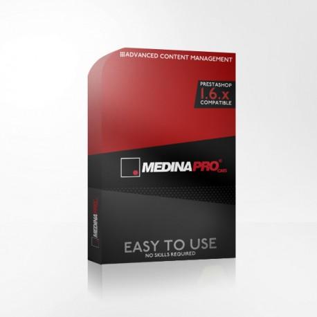 MedinaPROcms 2.0
